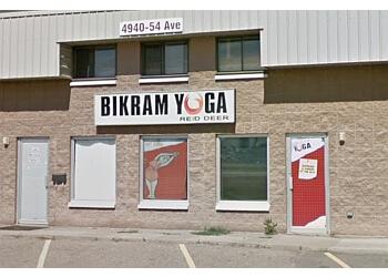 Red Deer yoga studio Bikram Yoga Red Deer