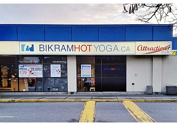 Coquitlam yoga studio Bikram Yoga Tri-City