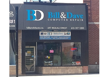 Ottawa computer repair Bill & Dave Computer Repair