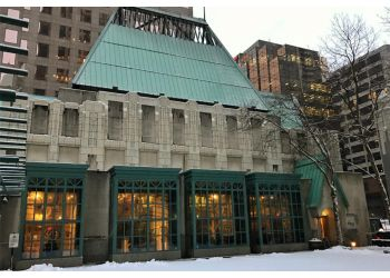 Vancouver art gallery Bill Reid Gallery