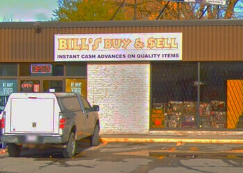 Belleville pawn shop Bill's Buy & Sell