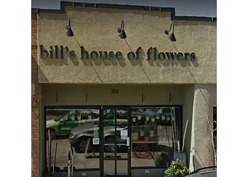 Saskatoon florist Bill's House of Flowers