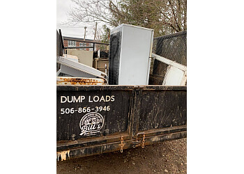 Moncton junk removal Bill's Junk Removal