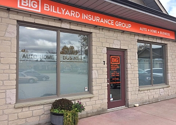 Guelph insurance agency Billyard Insurance Group