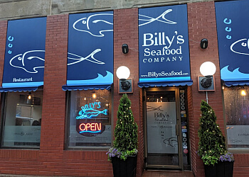Saint John seafood restaurant Billy's Seafood Company