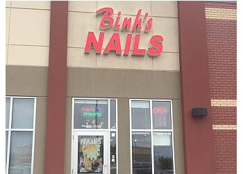 Edmonton nail salon Binh's Nails