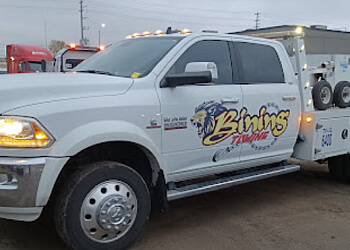 Brampton towing service Bining Towing