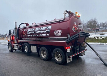 Guelph septic tank service Bio-Bob's Septic Excavating & Pumping Services