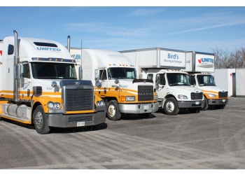 St Catharines moving company Bird's Moving & Storage