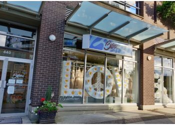 Vancouver bridal shop Bisou Bridal