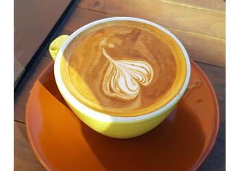 Sherbrooke cafe Bistro Kaapeh Espresso