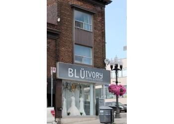 Toronto bridal shop Blü Ivory Bridal