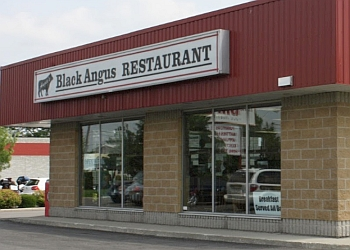 Stratford steak house Black Angus Restaurant
