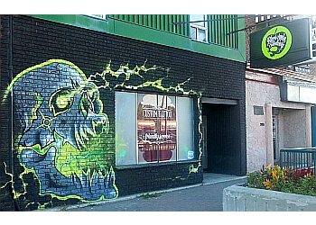 Sudbury tattoo shop Black Apple Studios