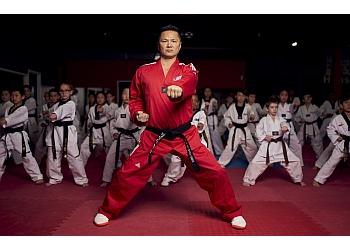 Vaughan martial art Black Belt World