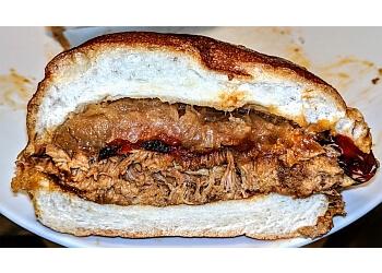 Toronto cafe Black Camel