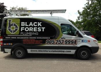 Stouffville plumber Black Forest Plumbing Inc.