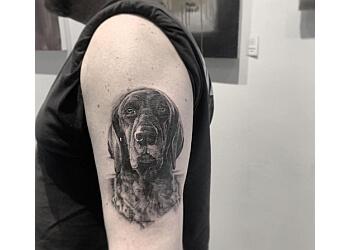 Toronto tattoo shop Black Line Studio