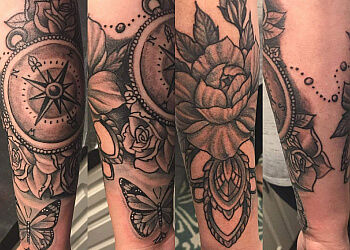 Windsor tattoo shop Black Lotus Tattoo