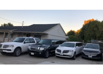 Stouffville limo service Black Tie Executive Limo