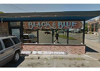 Nanaimo tattoo shop Black and Blue Tattoo