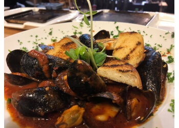 Brampton steak house Blackstone Steakhouse and Grill