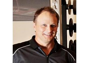 Saskatoon physical therapist Blaine Mackie, B.Sc.(Bio), B.Sc.(PT), Dip.Manip. PT