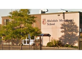 Oshawa preschool Blaisdale Montessori