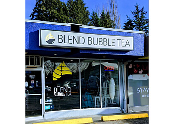 Port Coquitlam cafe Blend Bubble Tea
