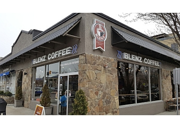 Kelowna cafe Blenz Coffee