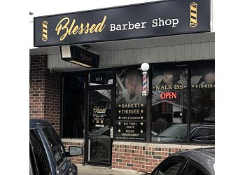 Ottawa barbershop Blessed Barber Shop