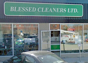 Winnipeg dry cleaner Blessed Cleaners