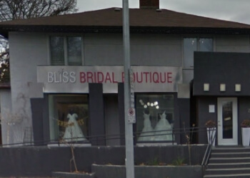 Winnipeg bridal shop Bliss Bridal Boutique