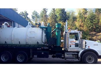Prince George septic tank service Blockbuster Drain & Sewer Service ltd.