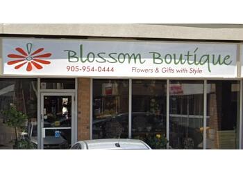 Newmarket florist Blossom Boutique