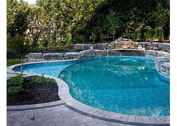 Barrie pool service Blue Diamond Pools