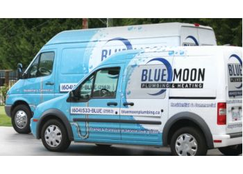 Langley plumber Blue Moon Plumbing & Heating