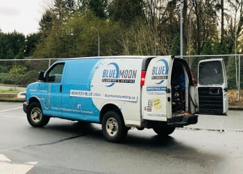 Surrey plumber Blue Moon Plumbing & Heating Ltd.