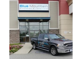 Coquitlam custom cabinet Blue Mountain Kitchens