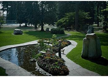 Coquitlam public park Blue Mountain Park