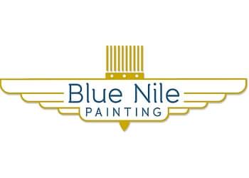 Edmonton painter Blue Nile Painting