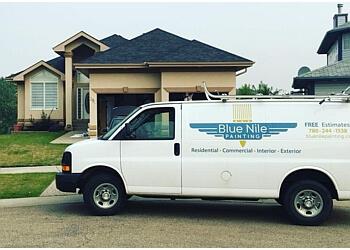 Edmonton painter Blue Nile Painting Ltd.