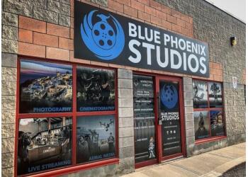 Whitby videographer Blue Phoenix Studios