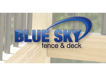 London fencing contractor Blue Sky Fence & Deck