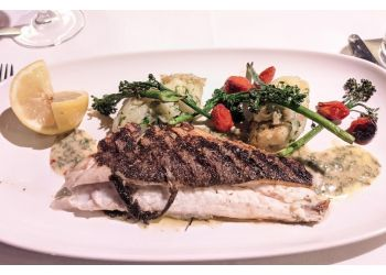 Vancouver seafood restaurant Blue Water Cafe