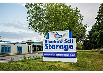 Mississauga storage unit Bluebird Self Storage