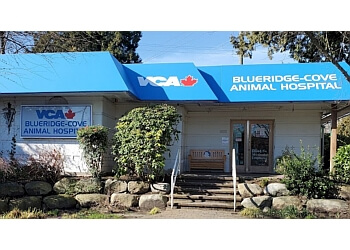 North Vancouver veterinary clinic Blueridge-Cove Animal Hospital