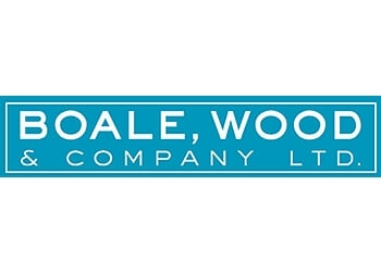 Coquitlam licensed insolvency trustee Boale, Wood & Company Ltd.