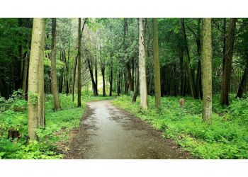 Markham hiking trail Bob Hunter Memorial Park