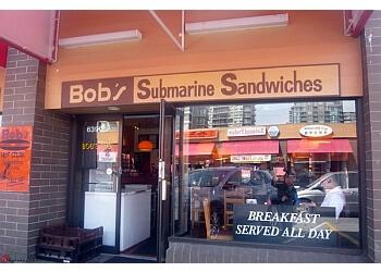 Richmond sandwich shop Bob's Submarine Sandwiches